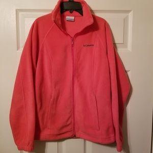 Columbia full zip jacket size small